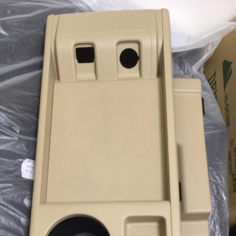 CRV3 中央扶手 置物架 杯架 AUX IN 點煙器