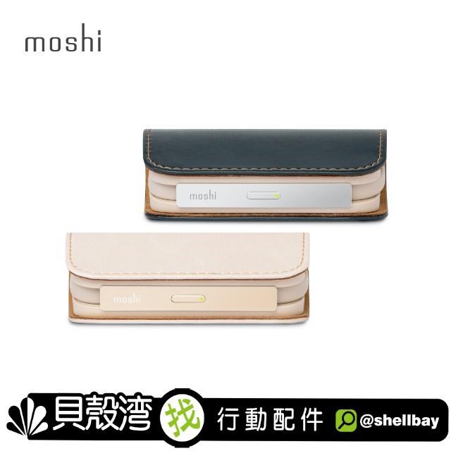 免運Moshi IonGo 5K 帶線行動電源 (USB 及 Lightning iPhone充電專用) 5000mhA