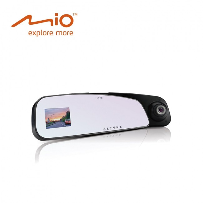 MIO MIVUE R60 高感光後視鏡行車記錄器-送16G記憶卡 全新品 原廠公司貨