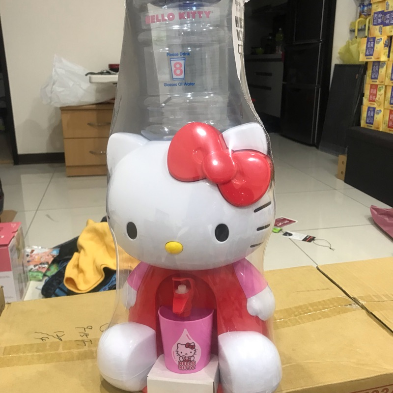 好市多 hello kitty 飲水機 water dispenser #885273