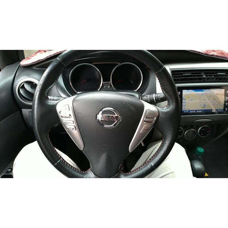 Nissan LIVINA BIG TIIDA 方控 定速 音響快撥鍵 音控 定速巡航 方向盤快撥鍵