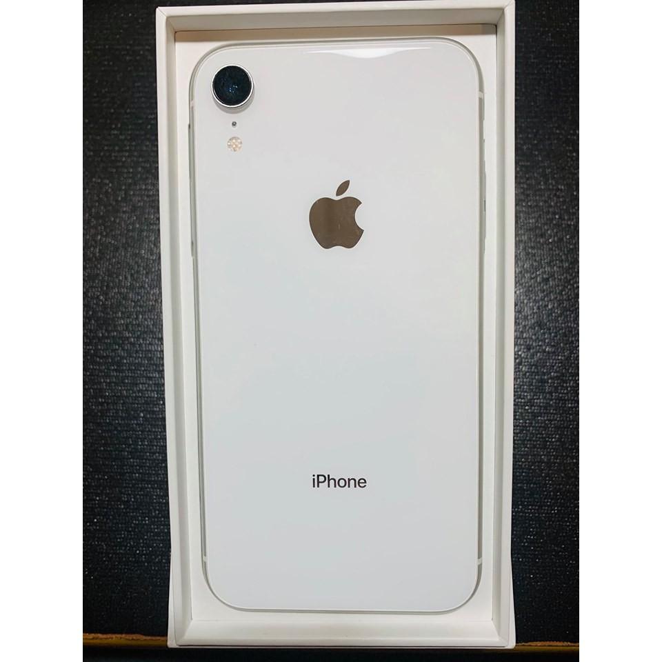 台版二手 Apple iPhone XR 64G&128G&256G 白色+ 贈品