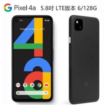 全新未拆封Google Pixel 4a 6G/128G eSim台灣版 盒裝全配超久保固18個月 全頻率LTE 正品防