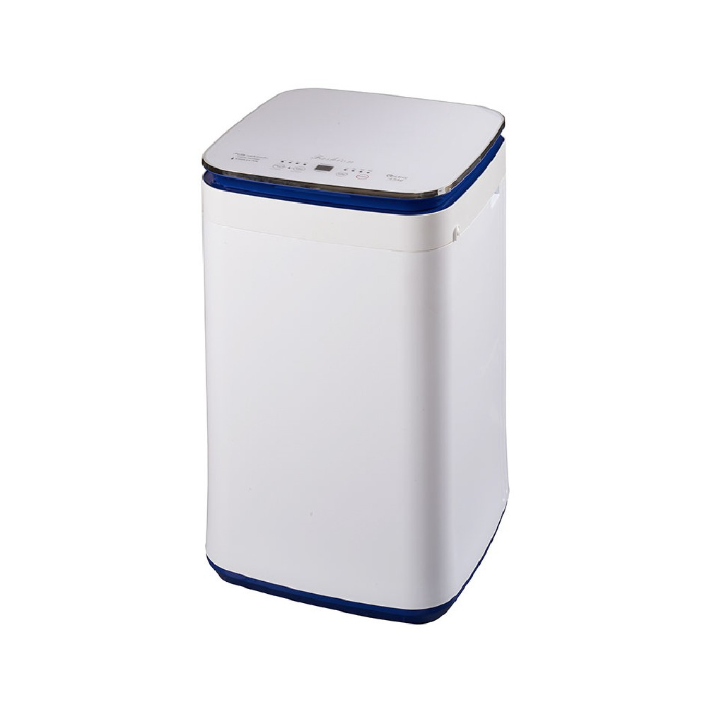 [福利品]HERAN禾聯 3.5KG 360度蒸泡洗高溫殺菌全自動洗衣機HWM-0451H