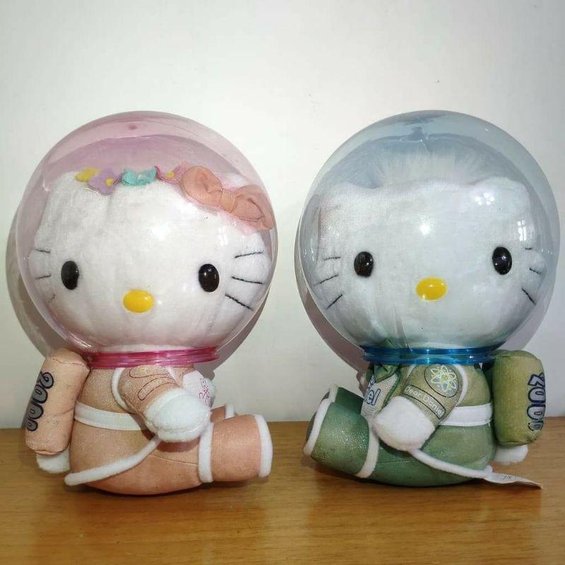 【媽媽的雜貨店】麥當勞 娃娃 Hello Kitty 限量娃娃 1999年 2000年 娃娃