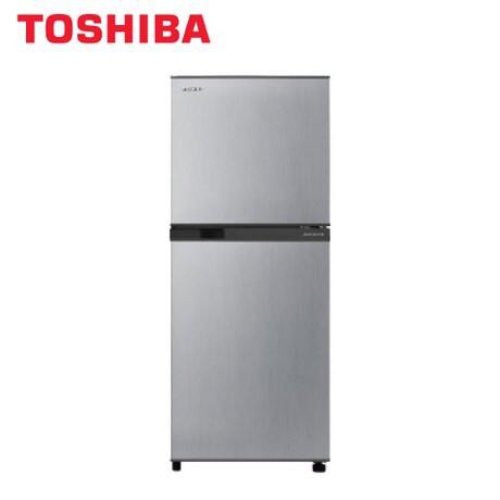 賣家免運【TOSHIBA 東芝】GR-A25TS(S)192公升一級能效雙門變頻電冰箱-典雅銀