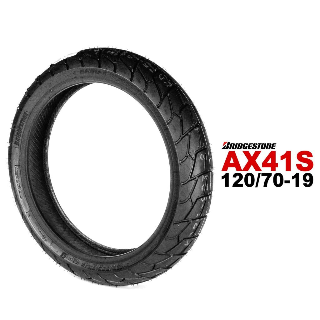 BRIDGESTONE 普利司通 AX41S 復古越野胎 120/70-19