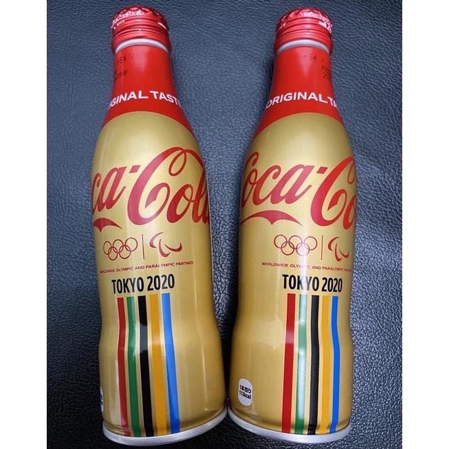 奧運紀念品 Tokyo2020🇯🇵東京奧運可口可樂 奧運限量款🥇🥈🥉🏅