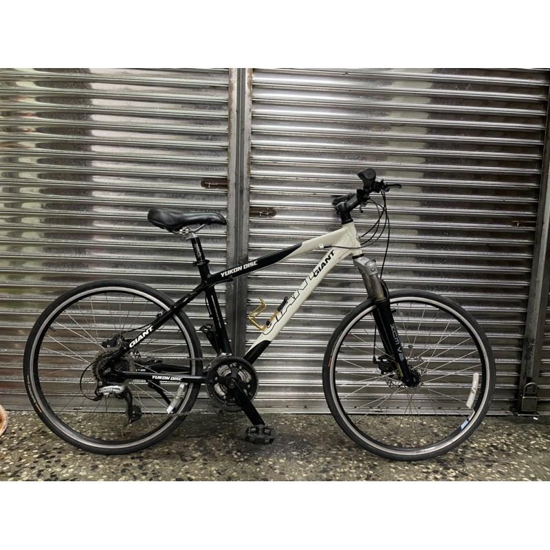 【台北二手腳踏車買賣】Giant Yukon Disc 24段變速登山車 二手捷安特腳踏車 中古捷安特自行車