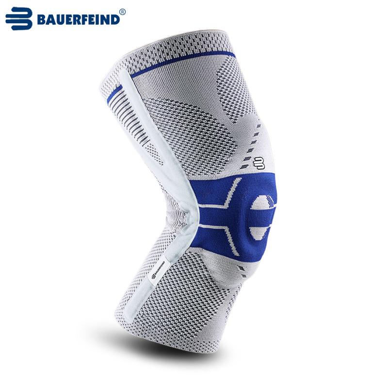 熱銷Bauerfeind保而防德國P3 護膝男女運動跑步專業戶外訓練保暖順豐