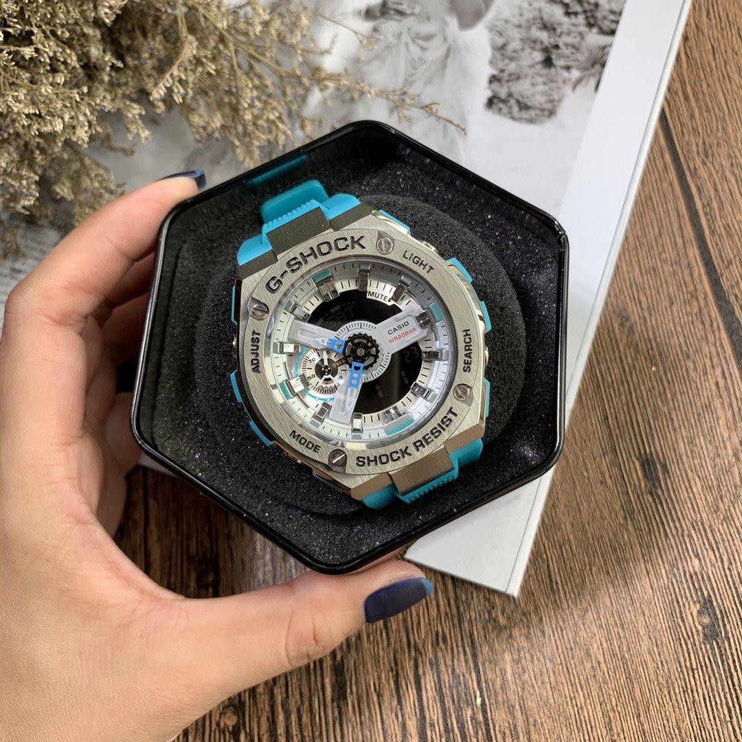 💕新品現貨💕卡西歐Casio G-Shock T400系列腕錶經典防震錶盤設計超級防水手錶