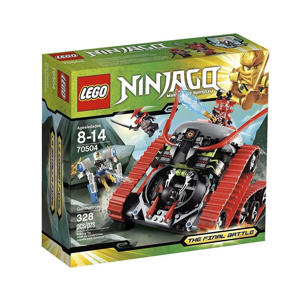 [Yasuee台灣] LEGO 樂高 70504 伽瑪當戰車 忍者系列 下單前請先詢問