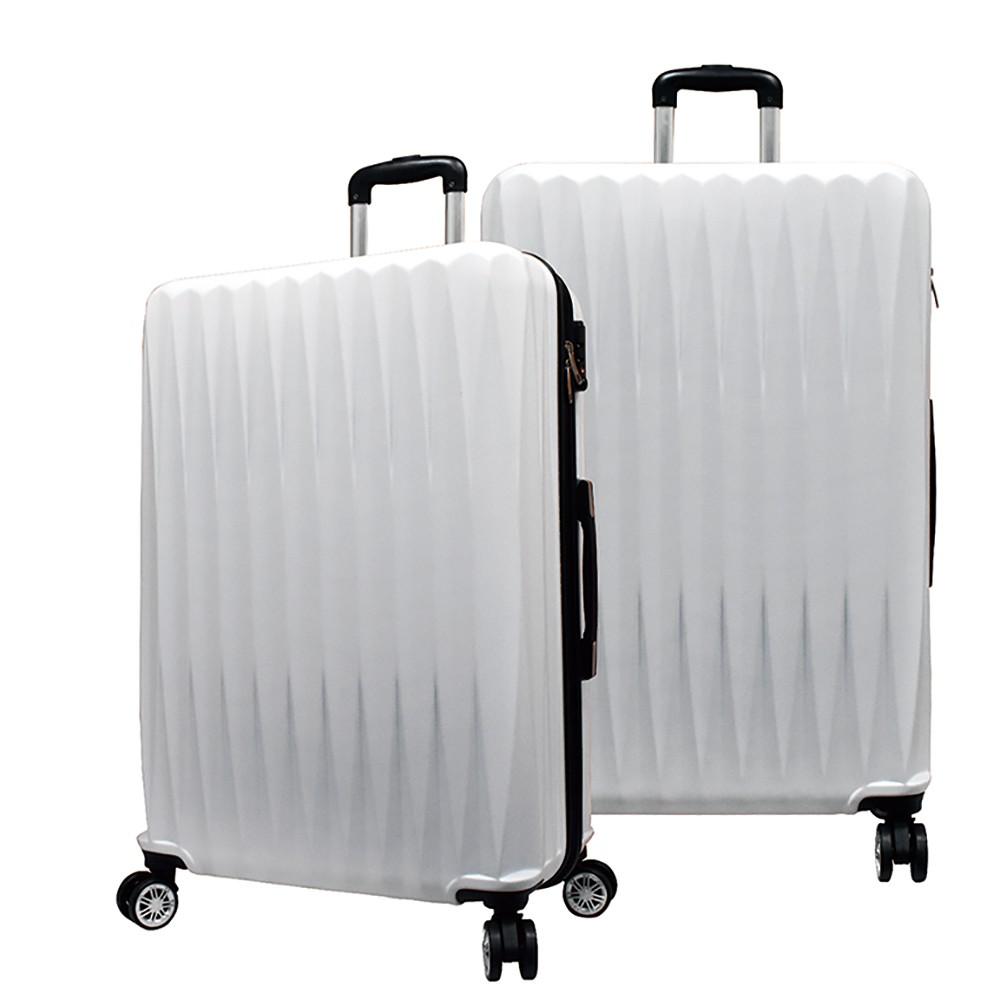 馬蒂司 耐磨ABS拉鍊行李箱/旅行箱20吋 24吋 28吋