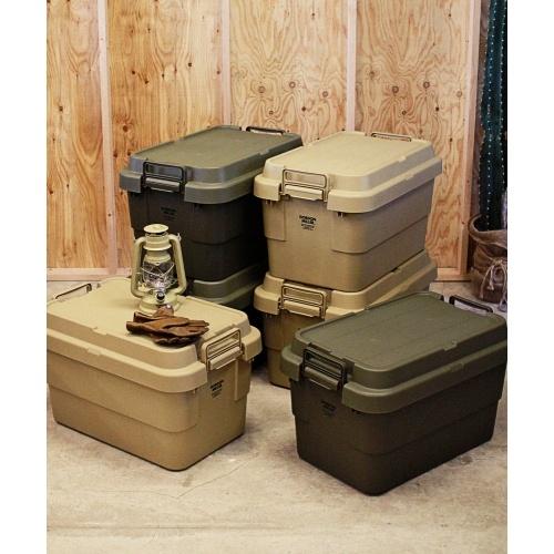 預購日本🏆【94愛露營 實體店面】GORDON MILLER GML 二代 堆疊收納箱 50L 軍綠 沙色 收納箱 裝備
