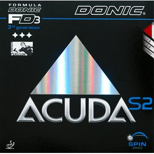 ║ 70桌球║ Donic Acuda S2