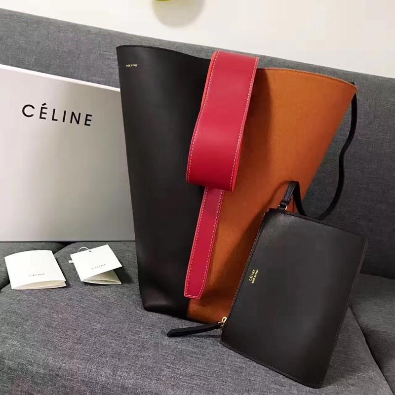 【FK】Celine cabas twisted 手提包 購物包 26.5×37×12#7781