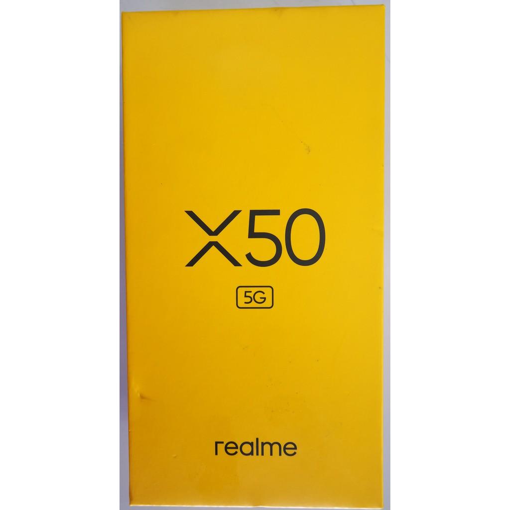 平價5G手機 6.57吋 Realme X50 5G 6GB/128GB -仙蹤 (二手特價)