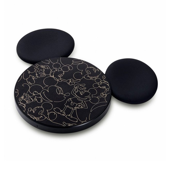 infoThink 迪士尼米奇90週年限定款 米奇系列無線充電座