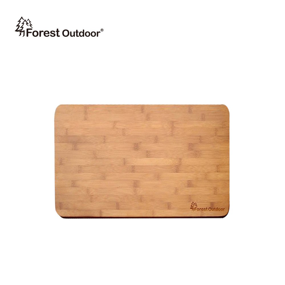 Forest Outdoor【多功能折疊網架專用加厚15mm竹製桌板】 鐵網桌 鐵網架 爐架桌板【愛上露營】
