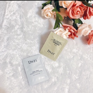 Dvz'朵色🌸雙管BB霜、山羊奶素顏霜、乾式卸妝棉 試用包 高雄市