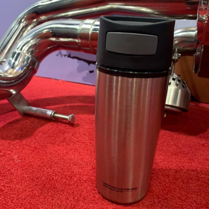 賓士AMG不鏽鋼隨行杯 BENZ 隨行杯