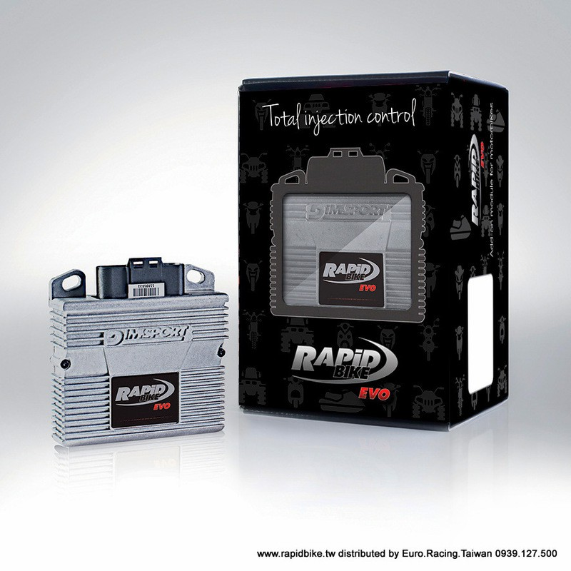 RapidBike EVO 供油電腦 YAMAHA TMAX 12-16年(二手)不含運