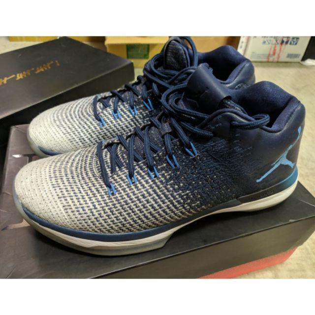 Jordan 31 XXXI low 藍白 US9