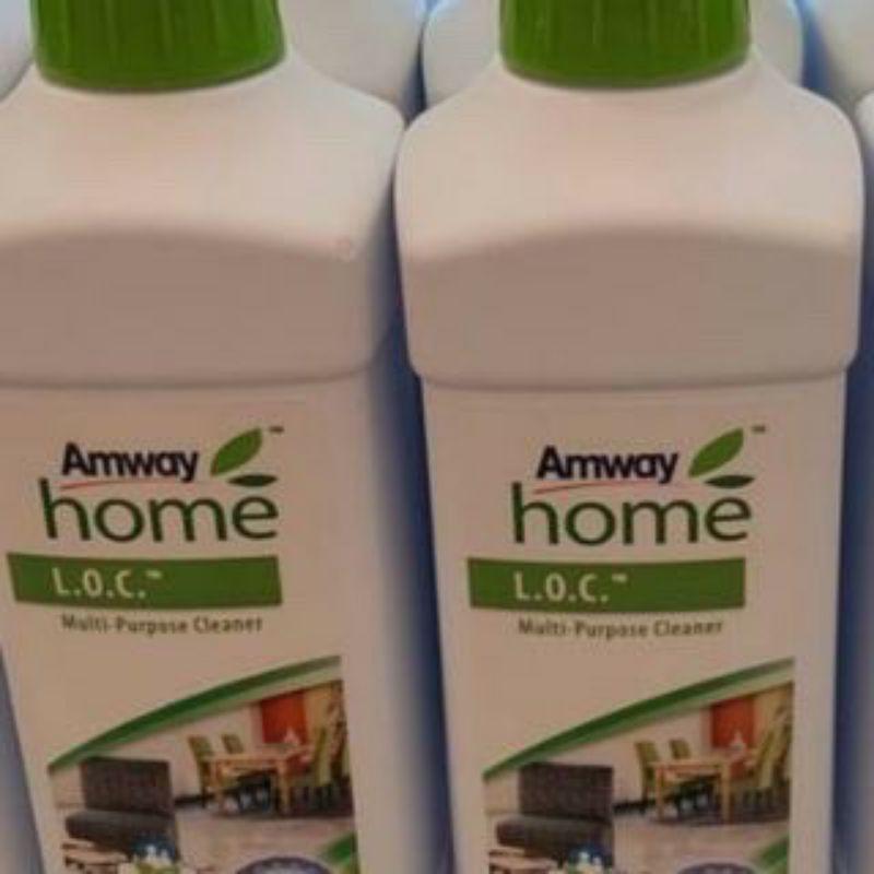 安麗    LOC 用途清潔劑