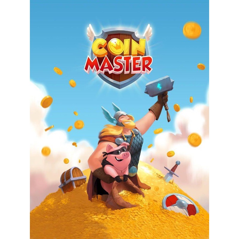 coin master 轉盤 寶箱 能量 小丑 麋鹿 經驗 教學