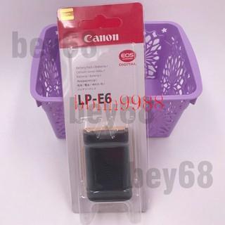 <暢想3C>盒裝佳能Canon LP-E6原廠電池LC-E6座充電池5D 5D2 5D3 7D 60D 70D 6D