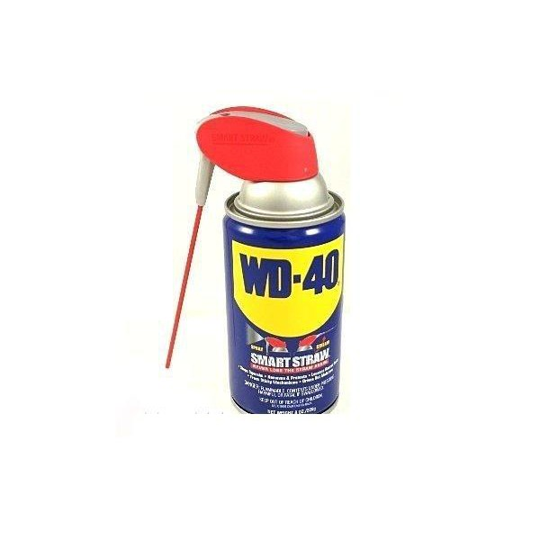 附發票【東北五金】美國 WD-40 防鏽潤滑油 專利型活動噴頭款 噴嘴用完可以重複使用 9oz 227g 12oz