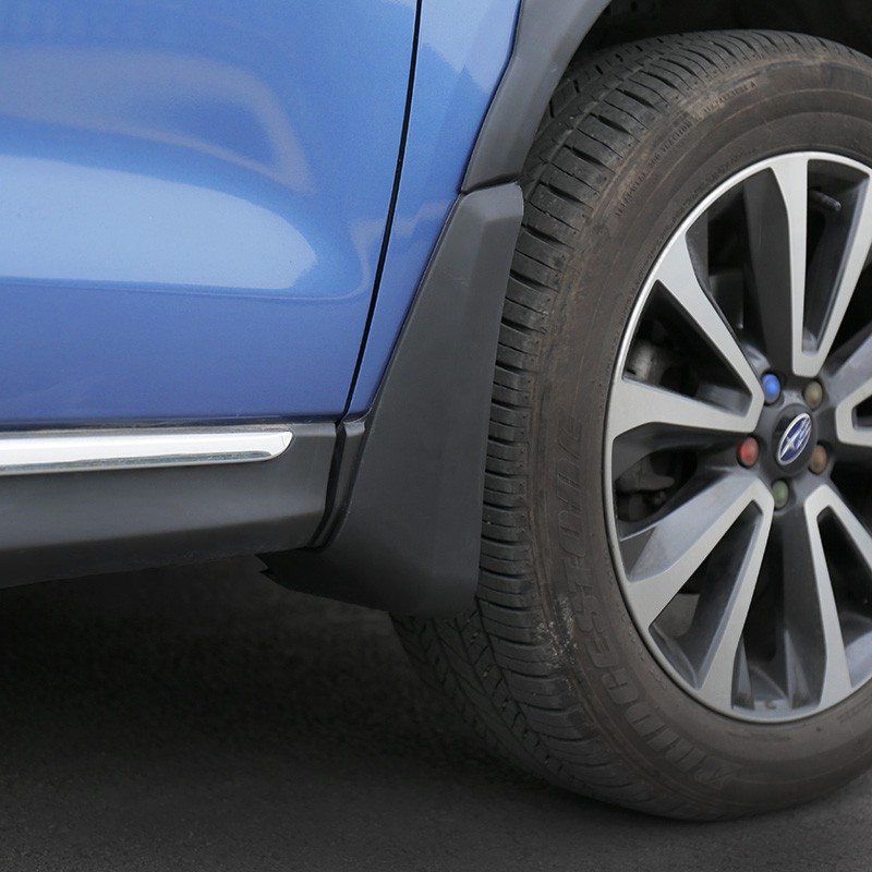 Subaru速霸陸1516171819款Forester森林人擋泥板Outback改裝擋泥板擋泥皮配件