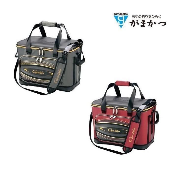 源豐釣具 GAMAKATSU GB-316 GB-320 25L 32L 黑 紅 軟式釣魚冰箱 軟冰 磯釣 海釣 置物