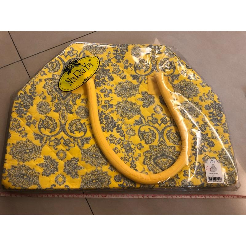 Naraya 正品曼谷包 旅行袋/外出包/媽媽包/行李袋