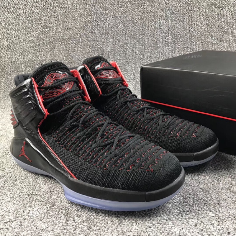 Air Jordan 32 MJ Day Bred AJ32 黑紅配色