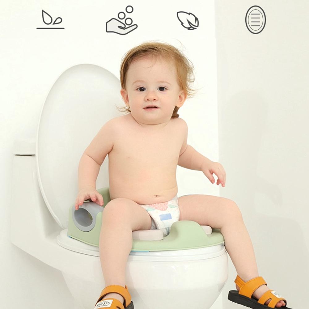 嬰兒座便器訓練馬桶圈男孩女孩兒童馬桶座便器帶手柄座便器馬桶座便器