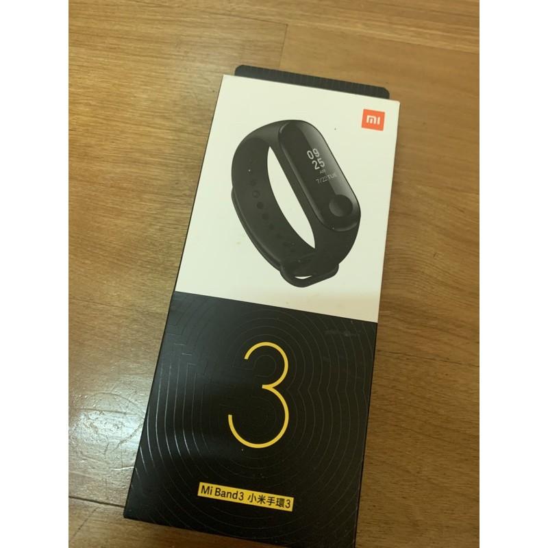 小米手環3 正版 小米 二手 附贈米蘭磁吸錶帶