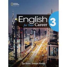 <讀好書>English for Your Career (3) with MP3/東華/9789869586146