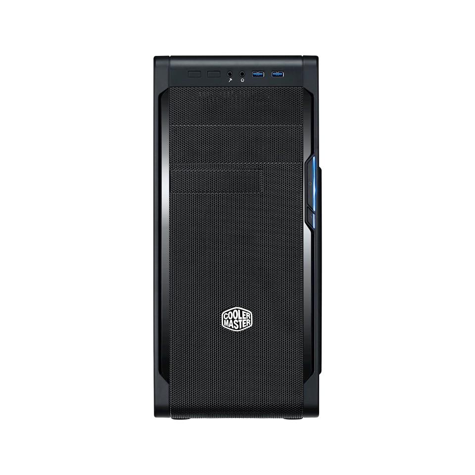 [米特3C數位] 酷碼 Cooler Master N300 黑化機殼 進階版/NSE-300-KKN3