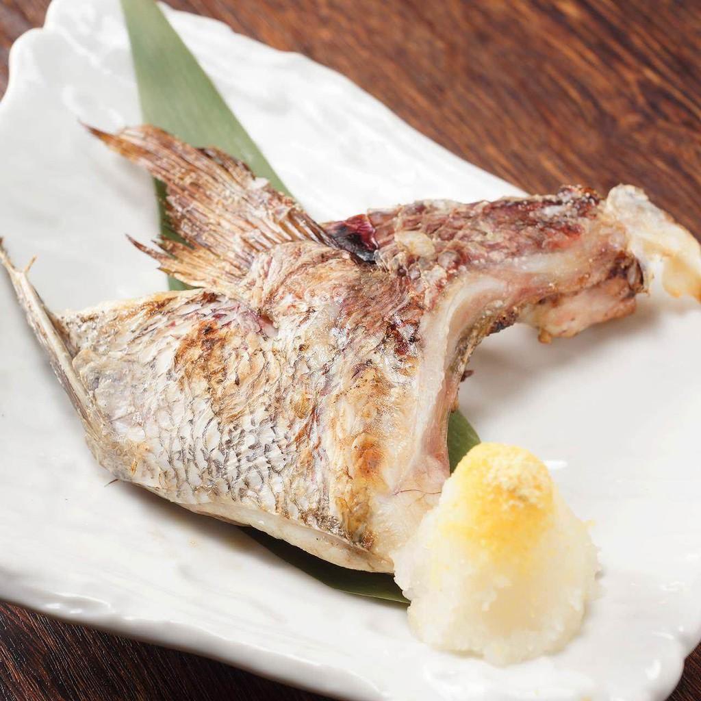 【大江生鮮】鯛魚下巴 (1000g/包,約8~10片)