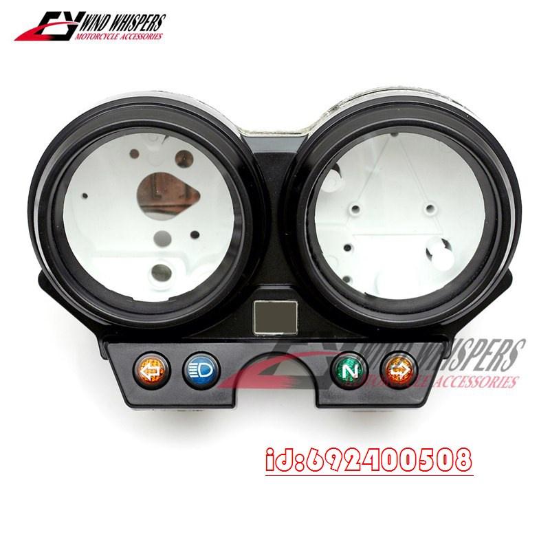 Motorcycle Speedometer Tachometer tacho gauge Instruments Ca