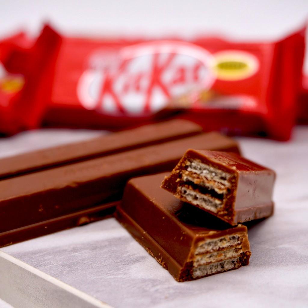 【嘴甜甜】雀巢奇巧巧克力 KitKat 200公克 巧克力系列 餅乾夾心 奶素