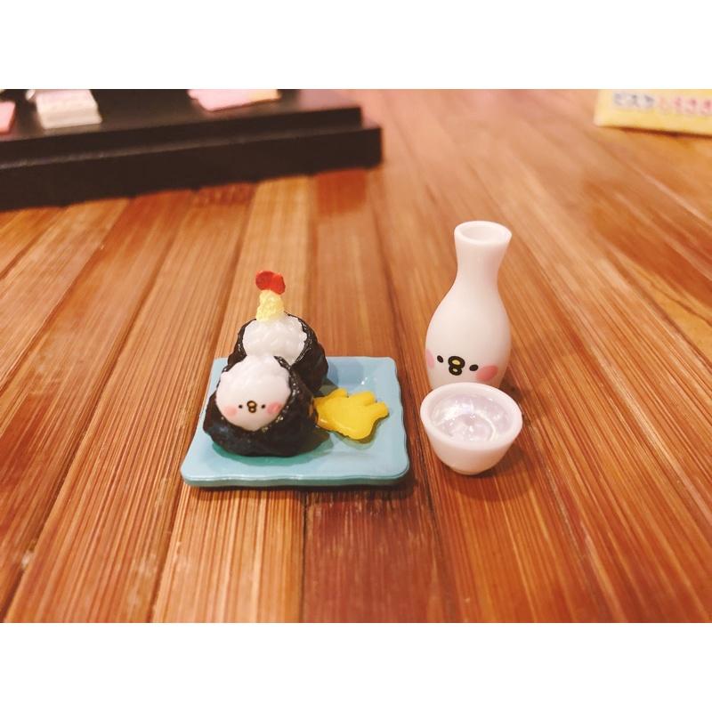 日本二手卡娜赫拉 Re-ment 代理 Kanahei橫丁 盒玩散件