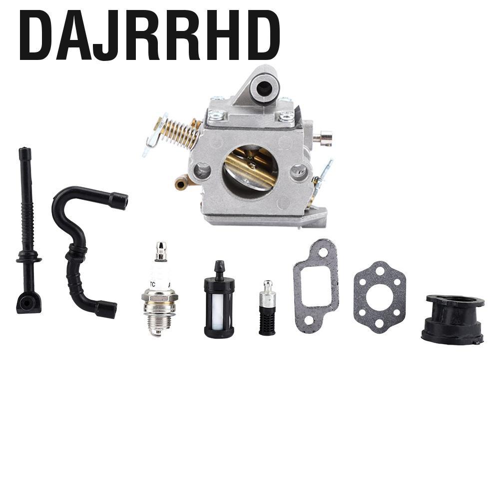 Dajrrhd 斯蒂爾化油器MS170 MS180 017018 ZAMA 1130 120 0603