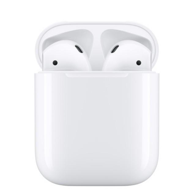Apple AirPods 2代有線充電版(MV7N2TA/A) 【神腦原廠公司貨】快速寄出(全新未拆封)