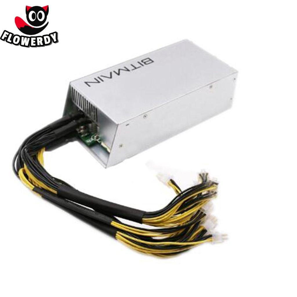 螞蟻礦機官方電源 APW 3 ++ Miner S9 14/s Bitcoin ASIC Power
