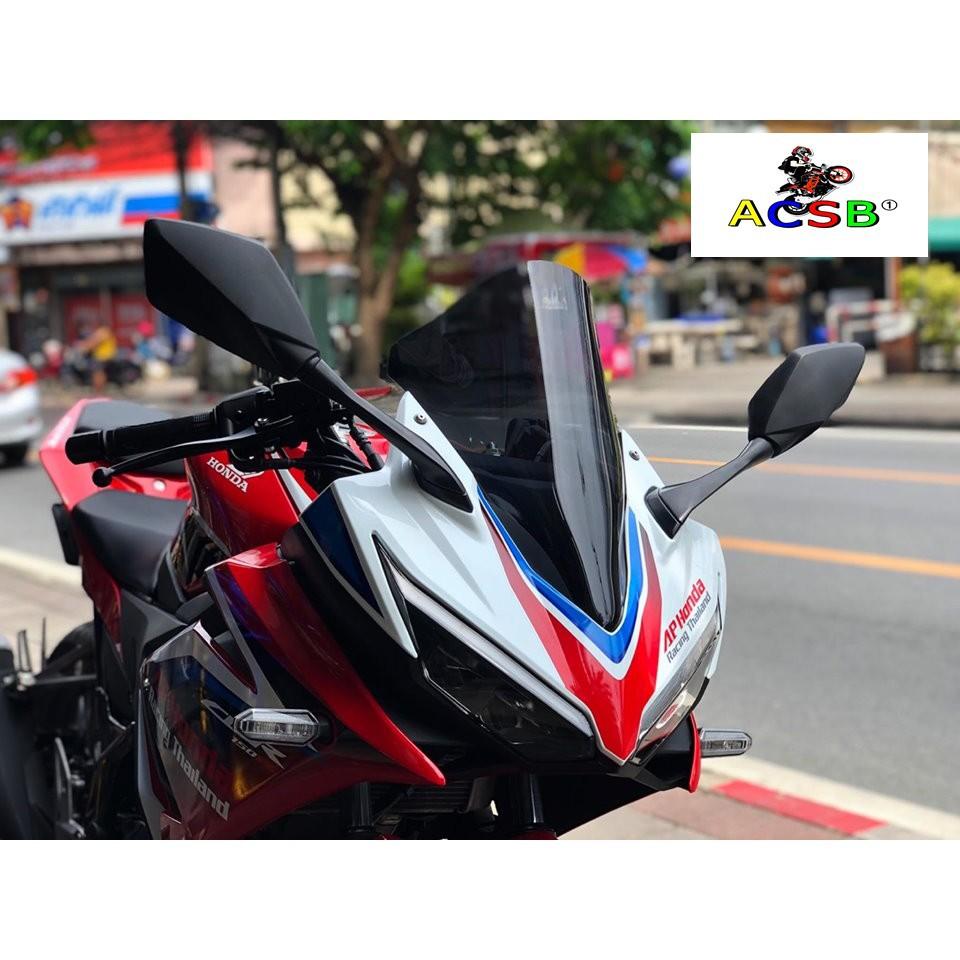 Moto橘皮 CBR150R 風鏡 碳纖維 cbr650r cbr500r gsxr150 r15 CBR250RR