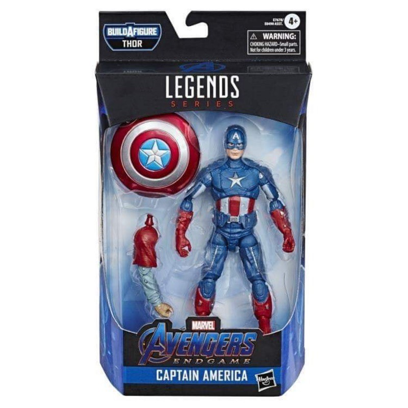 (天馬玩具) 現貨 特價 marvel legends 美國隊長 復仇者聯盟 終局之戰