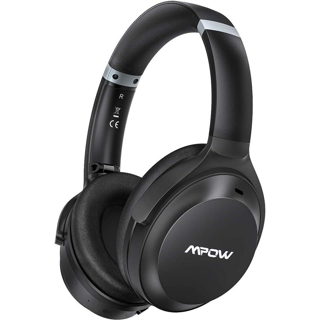 [降價+現貨]Mpow H12 主動降噪耳機,藍牙耳機,Type C,CVC 8.0 麥克風,高保真深低音,40H 電池