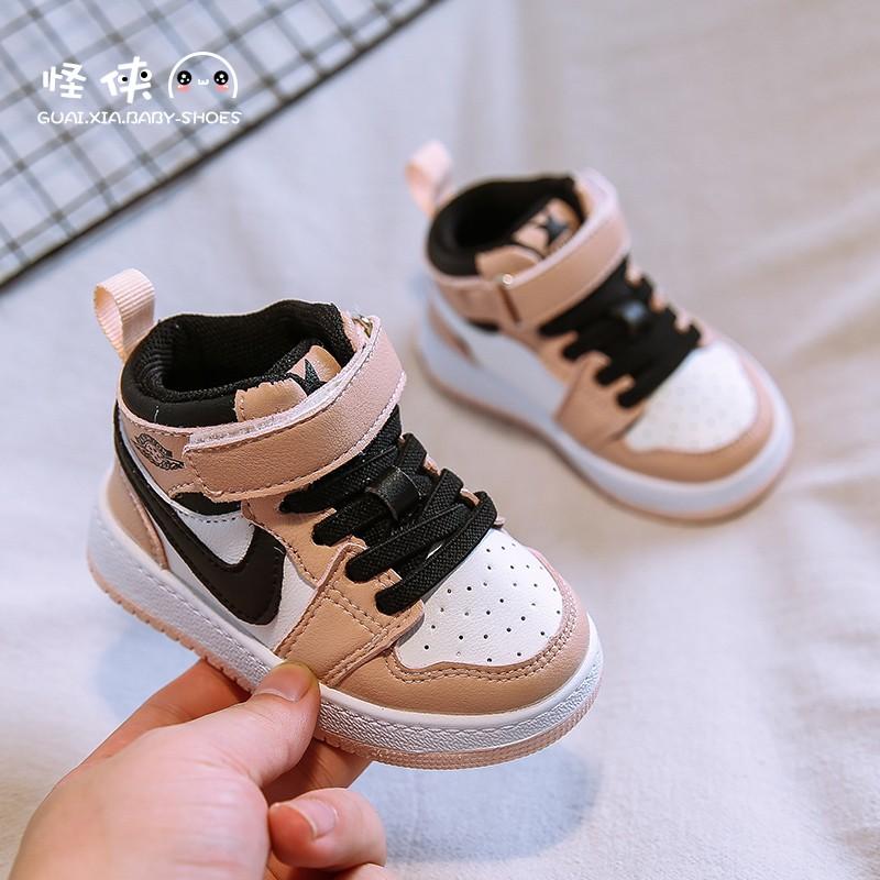 寶寶鞋子冬款加絨軟底寶寶鞋冬女寶兒童女寶寶棉鞋童鞋嬰兒冬季鞋